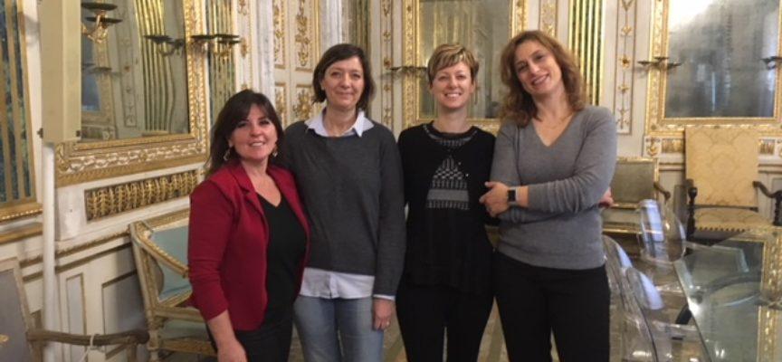 Gli studenti del Liceo artistico mappano Palazzo Orsetti per il piano per l'eliminazione delle barriere architettoniche