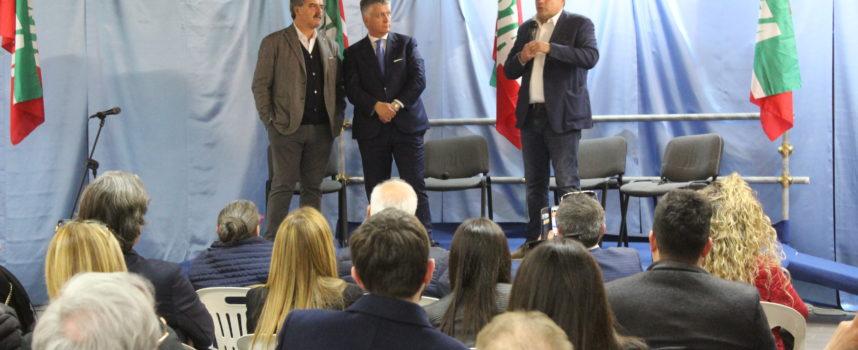 Pietrasanta/Elezioni: Mallegni, prima di tutto unità del centro destra senza personalismi.