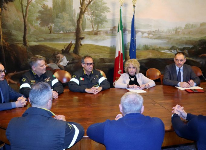 SEDE DEI VIGILI DEL FUOCO DI LUCCA: LA PROVINCIA INVESTIRA' OLTRE  400 MILA EURO