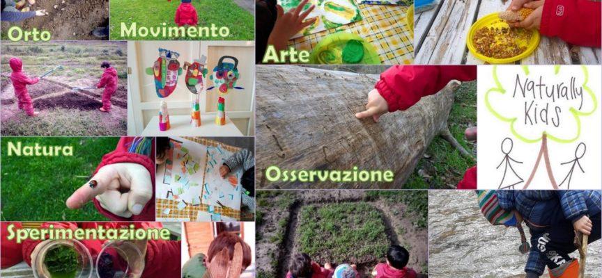 """INCONTRO DI PRESENTAZIONE DEL PROGETTO SPERIMENTALE NATURALLY KIDS """"UNA COMUNITA' CHE EDUCA"""""""