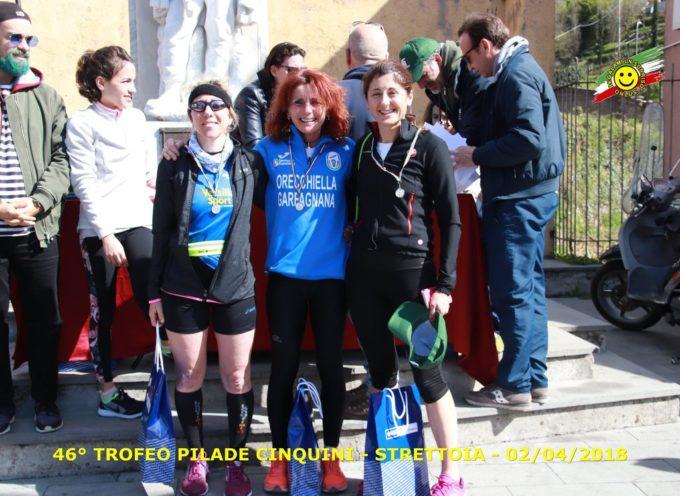 46° Trofeo Pilade Cinquini, GS Orecchiella protagonista