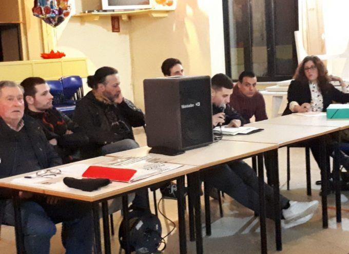 Assemblea al Piaggione: gli assessori Bove e Marchini illustrano le iniziative dell'amministrazione per riqualificare la frazione: