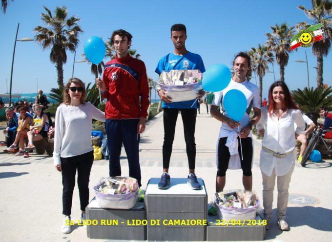 Doppietta Orecchiella con Castelli – Mugno alla Lido Run 10Km.