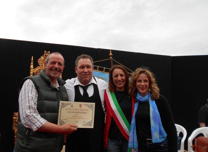 la macelleria fratelli Bernardi di Marlia vince il Palio del Bilordo 2018