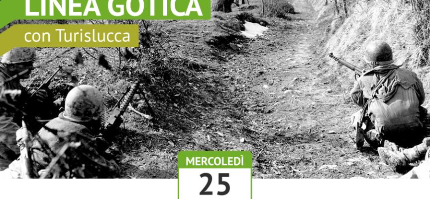 Festa della Liberazione, visita alle fortificazioni della Linea Gotica di Borgo a Mozzano