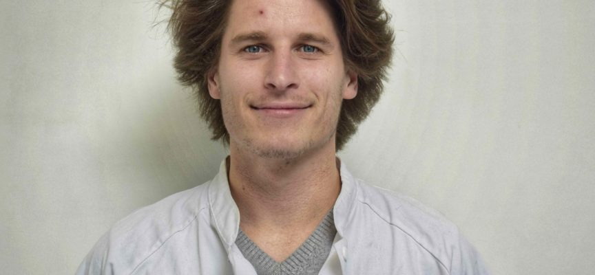Benjamin Pieterman, giovane promessa dell'osteopatia