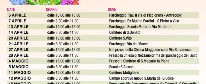 Calendario Pulizie.Verde Azzurro Notizie Lucca Archives Pagina 264 Di