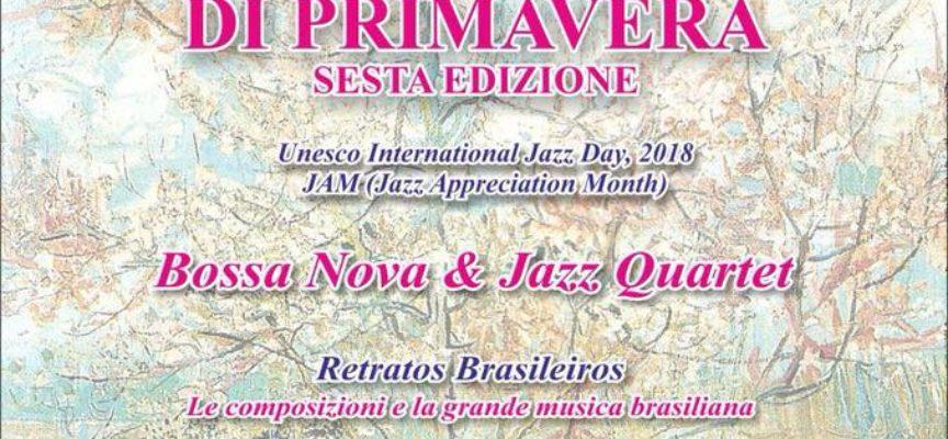 Concerto jazz di primavera, a  Bagni di Lucca