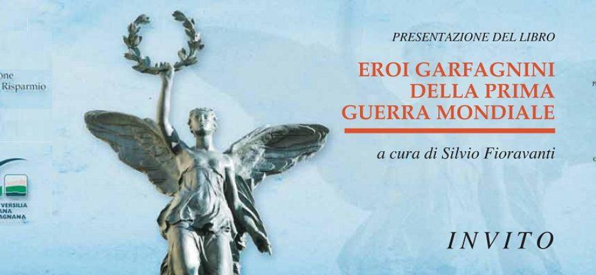 Presentazione del volume – Eroi Garfagnini della Prima Guerra Mondiale