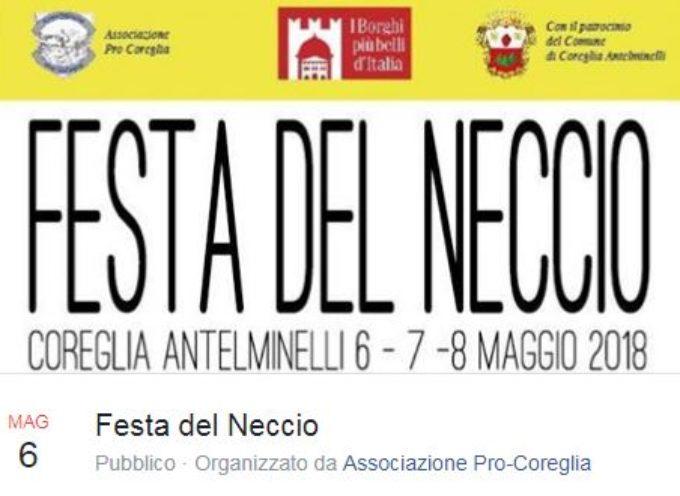 Festa del Neccio, a  Coreglia Antelminelli