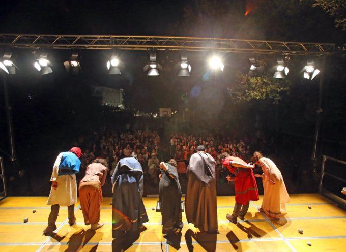 """Il classico """"Antigone"""" chiude la stagione di Prosa all'auditorium Da Massa Carrara di Porcari"""