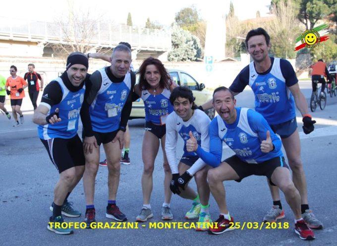 Marco Guerrucci  e Odette Ciabatti (G.S. Orecchiella) trionfano al Trofeo Valdinievole a Montecatini