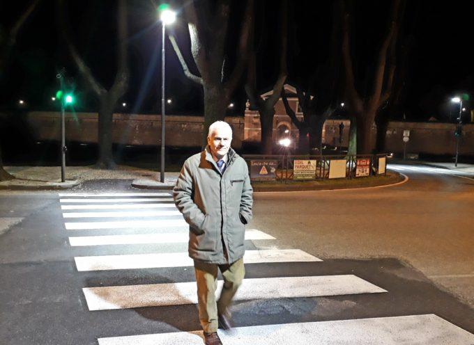 Illuminazione pubblica: piano di restyling per 1 milione di euro, a lucca