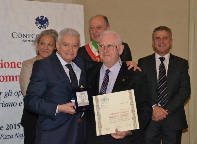 Lutto nel mondo del commercio per la morte di Gianfranco Tarabori