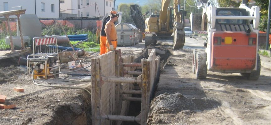 Via del Brennero chiusa per il completamento dei lavori Geal  i lavori si svolgeranno anche in notturna per limitare i disagi
