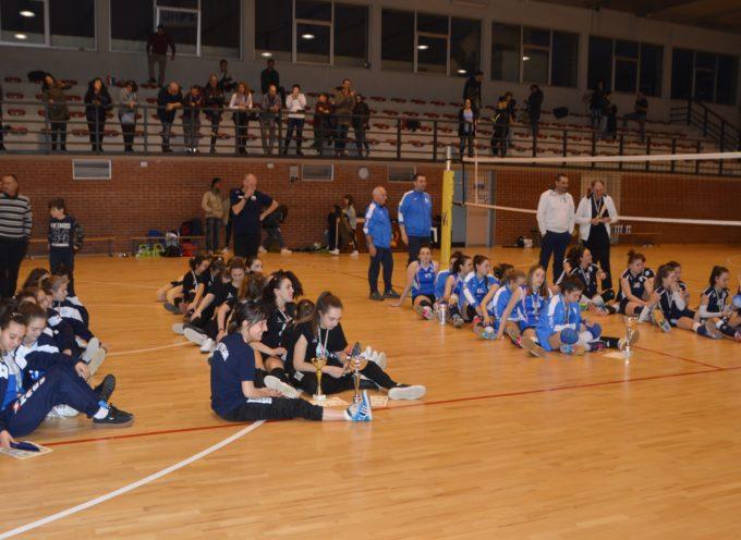 PALLAVOLO a porcari successo del torneo TORRETTA under 14 femminile