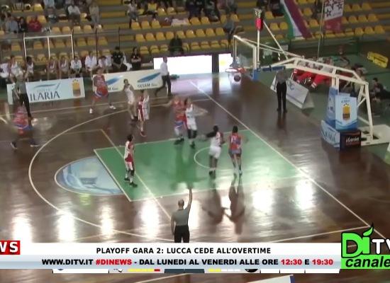 Basket Le Mura perde in gara 2 playoff contro Napoli