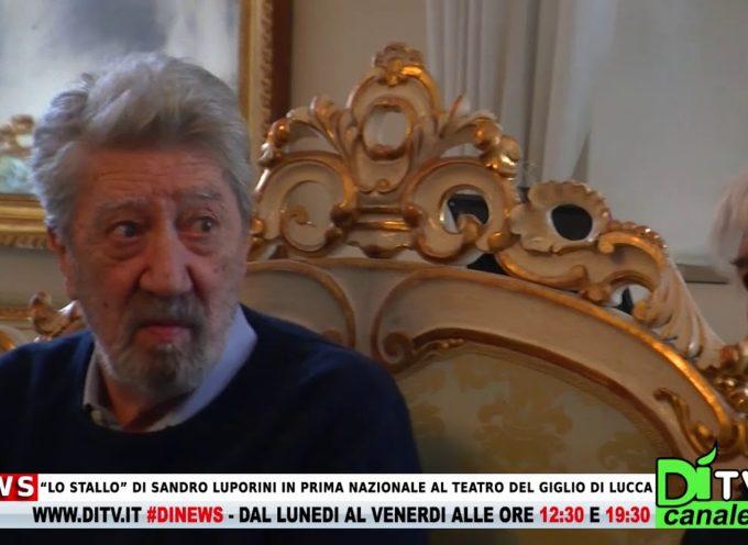 """""""Lo Stallo"""" di Sandro Luporini in prima nazionale al Teatro del Giglio di Lucca"""