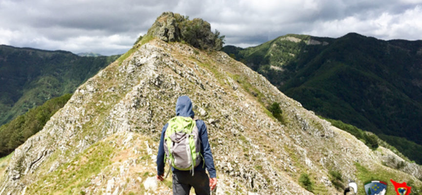 1° Maggio in escursione da Vico Pancellorum al Balzo Nero