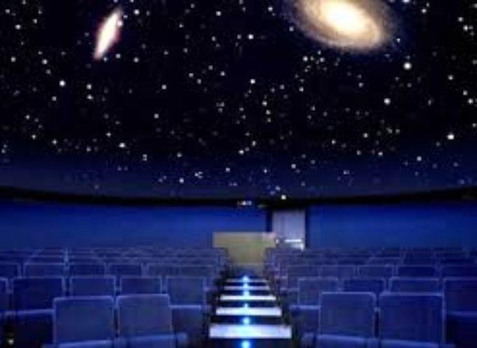 Il Planetario torna per la fiera del 1° maggio, a  Fornaci di Barga