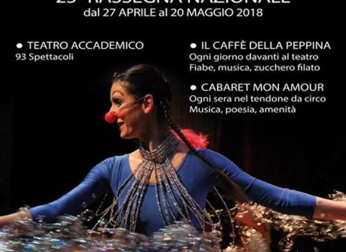 25ª Rassegna teatrale, a Bagni di Lucca