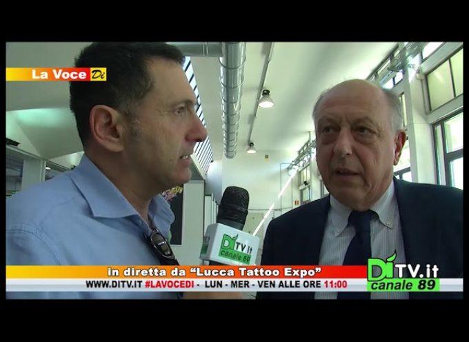 Intervista al Sindaco Tambellini – Lucca Tattoo Expo 2018