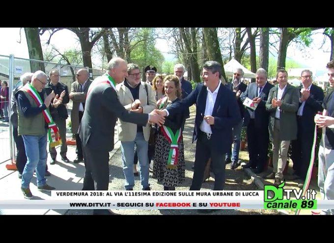 Verdemura 2018 – Intervista al Sindaco Tambellini