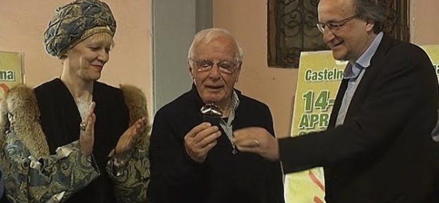 """A Mario Cardinali il premio """"Selvaggio dell'anno"""""""