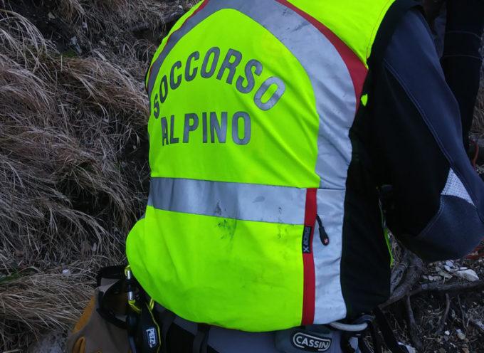IL SOCCORSO ALPINO DI Querceta e di Lucca sono state attivate per intervenire  IN ALTA VERSILIA E SUL TORRENTE ANIA