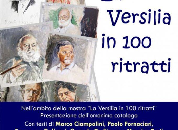 """A Villa Argentina la presentazione del catalogo della mostra  """"La Versilia in 100 ritratti"""" di Marco Dolfi"""