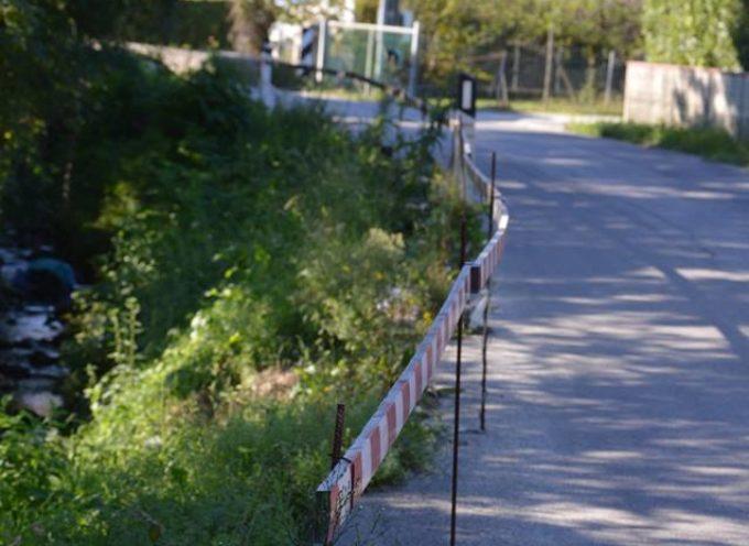 MARLIA. DEL CHIARO e PIERETTI: Priorità mettere in sicurezza la frana di Via del Giardinetto.