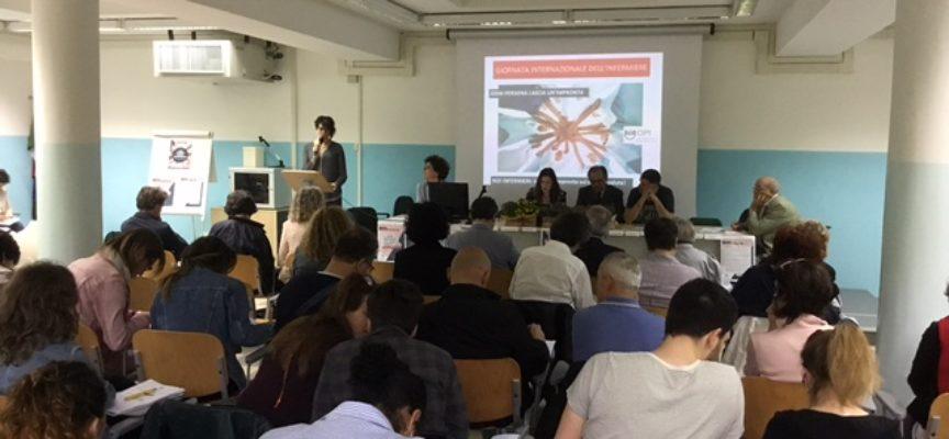 PRIMO CONGRESSO PROVINCIALE DEL NUOVO ORDINE DELLE PROFESSIONI INFERMIERISTICHE DI LUCCA