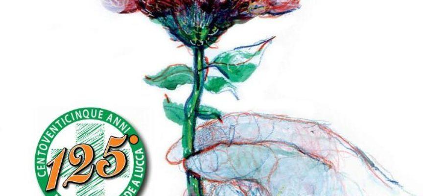 La Croce Verde P.A. Lucca celebra125 anni dell'associazione,