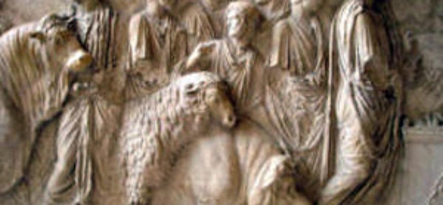Nell'Antica Roma, 14 maggio: Lemuria, Tibernalia e Festa di Taurus
