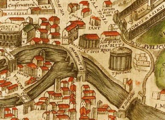 Nell'Antica Roma, 15 e 16 Maggio: l'incredibile Festa degli Argei!!