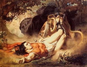 16 maggio Hippolytus_Sir_Lawrence_Alma_Tadema