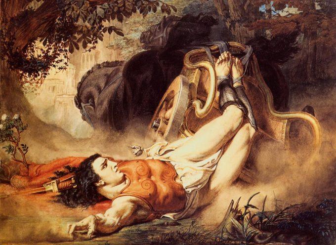 Nell'Antica Roma, 16 Maggio: Festa di Virbio