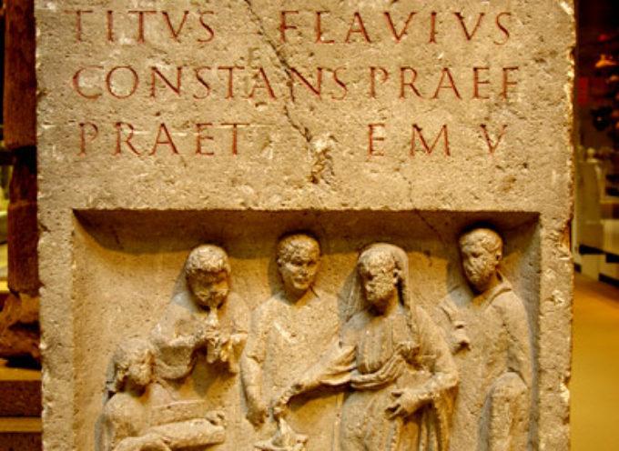 Nell'Antica Roma, 17 Maggio: Festa di Dea Dia