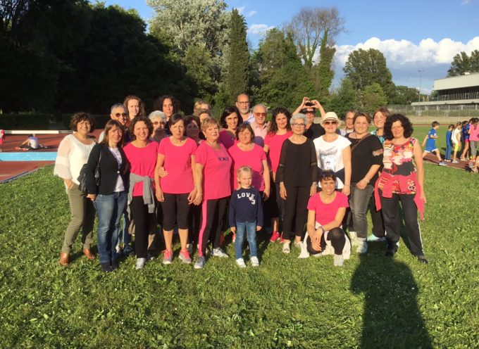 """Lucca: festeggiato il compleanno di """"Donne in pista"""""""