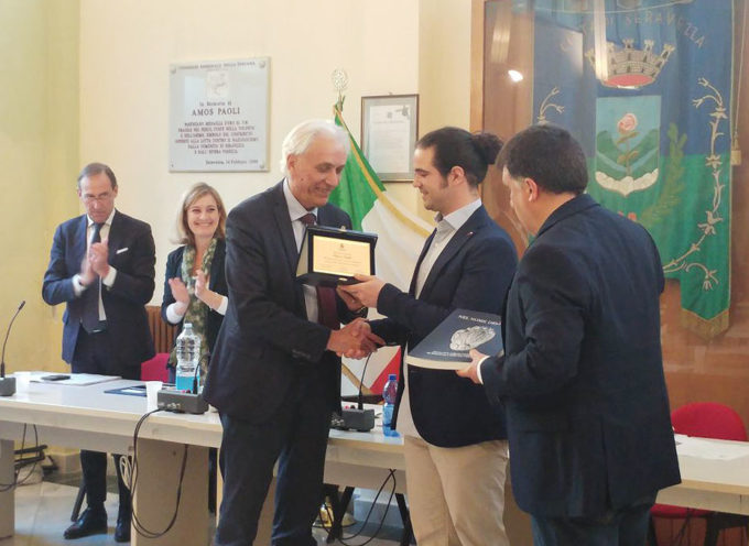 Talenti seravezzini: il Consiglio Comunale premia il giovane trombettista Federico Trufelli