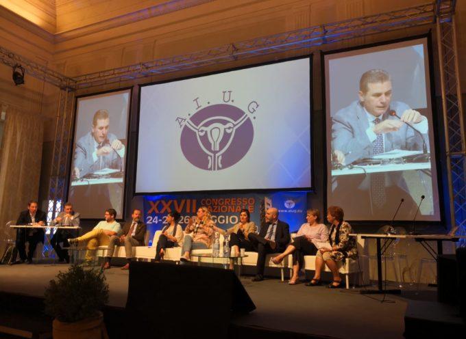 Congresso nazionale di Urologia Ginecologica a Lucca: buona partecipazione anche all'incontro pubblico sulla salute della donna
