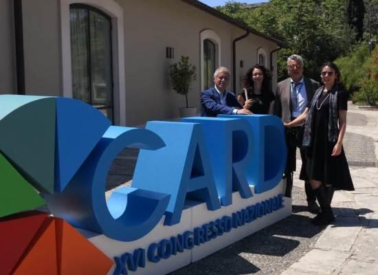 Professionisti dell'Azienda USL Toscana nord ovest al Congresso Nazionale delle Associazioni Regionali di Distretto (CARD)