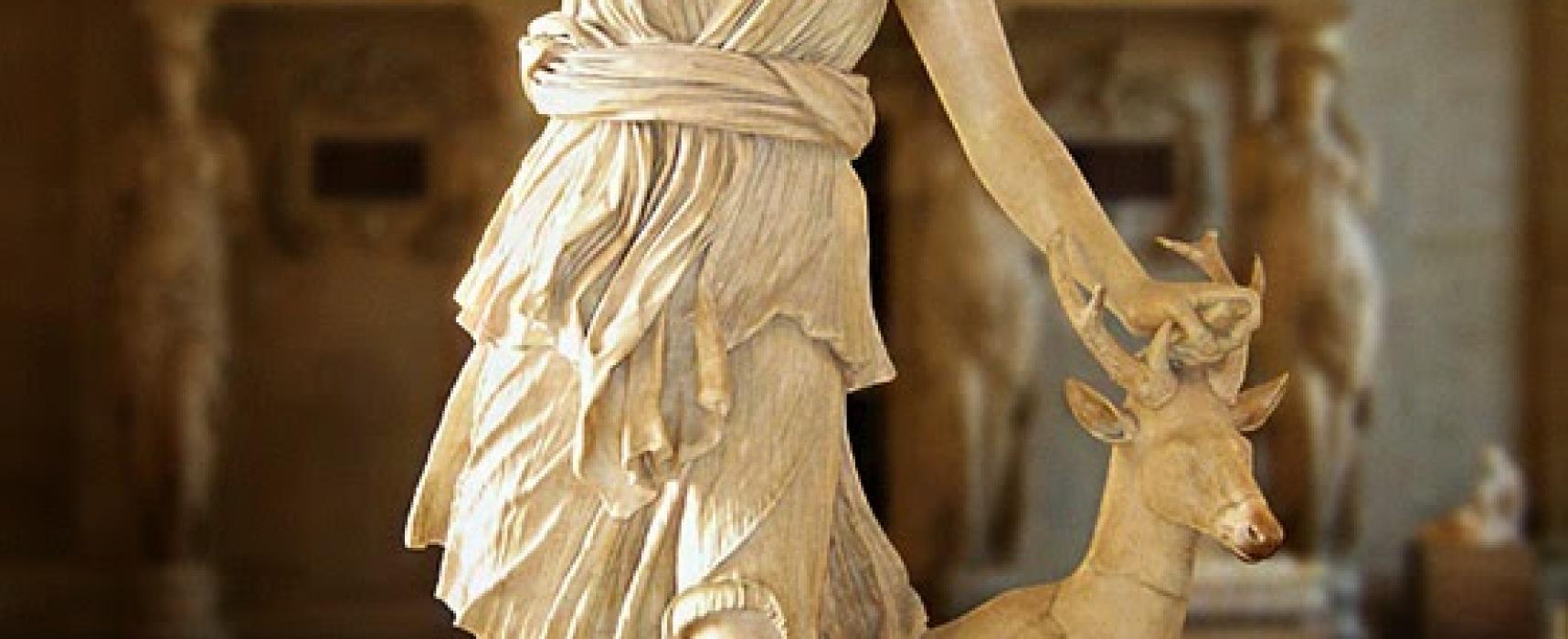 Nell'Antica Roma, 26-31 Maggio: Feste in onore di Diana Saecular
