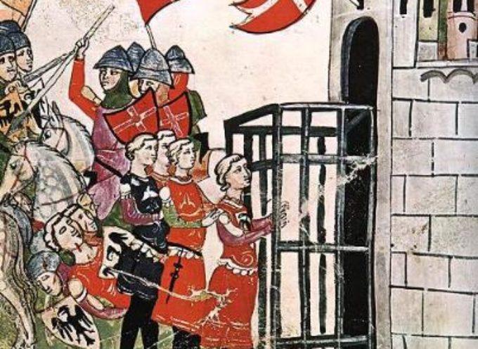Accadde oggi, 26 Maggio: 1249, la Battaglia di Fossalta, dove Enzo, figlio di Federico II fu fatto prigioniero a vita, fermando per sempre il sogno imperiale