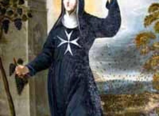 Il Santo del giorno, 28 Maggio: Ubaldesca Taccini – S. Germano – Maria Bartolomea Bagnesi