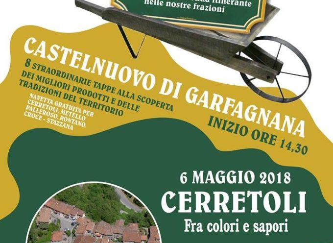 Fra colori e sapori … il festival delle frazioni si sposta a Cerretoli.