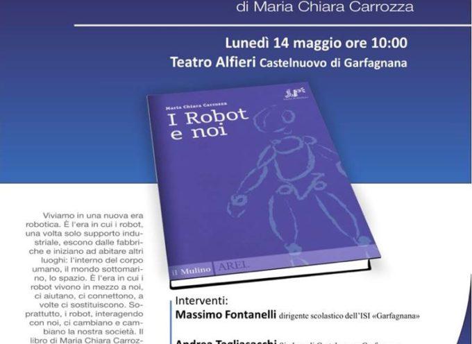 """Incontro con Maria Chiara Carrozza sul tema """"I robot e noi"""""""
