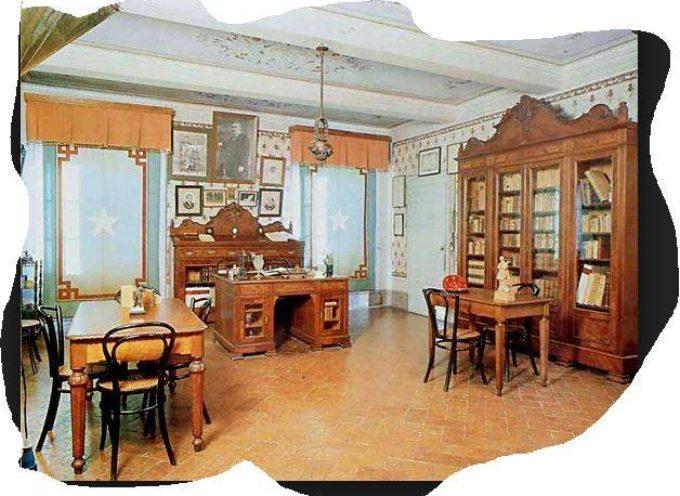Amico Museo, a  Casa Pascoli,