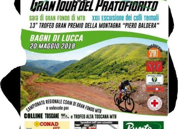 17° Gran Tour del Pratofiorito, a  Bagni di Lucca
