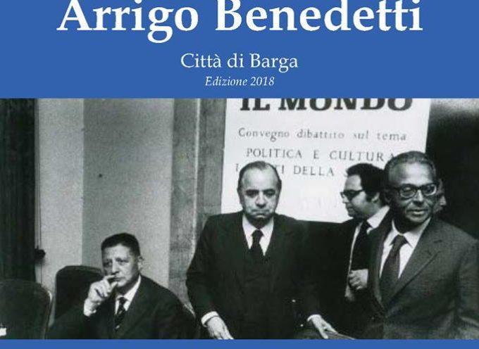 """A Massimo Bordin e Claudio Cordova il premio giornalistico """"Arrigo Benedetti"""" Città di Barga 2018"""